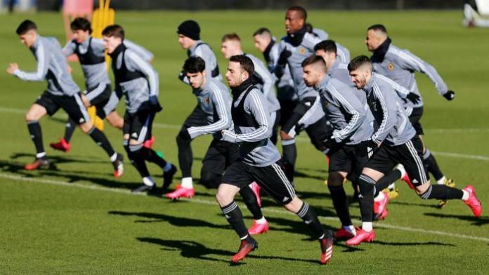 premier league training