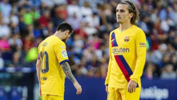 5 Pemain Barcelona Positif Virus Corona