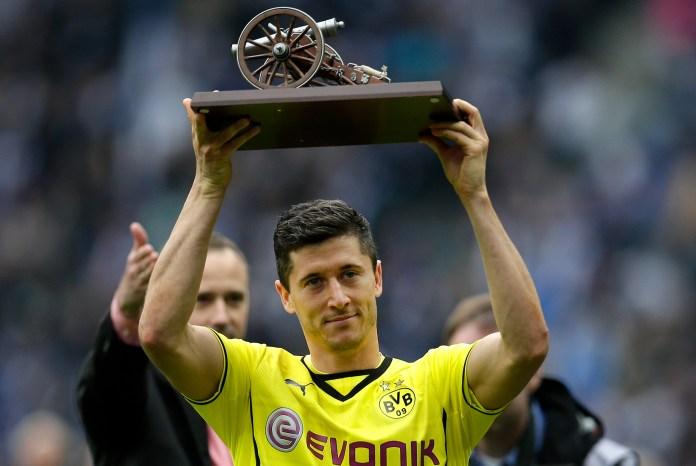 Pencetak gol terbanyak Bundesliga