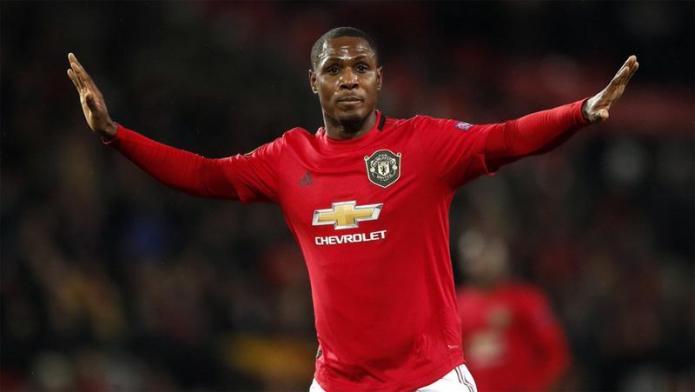 Manchester United Perpanjang Kontrak Odion Ighalo Hingga Januari 2021