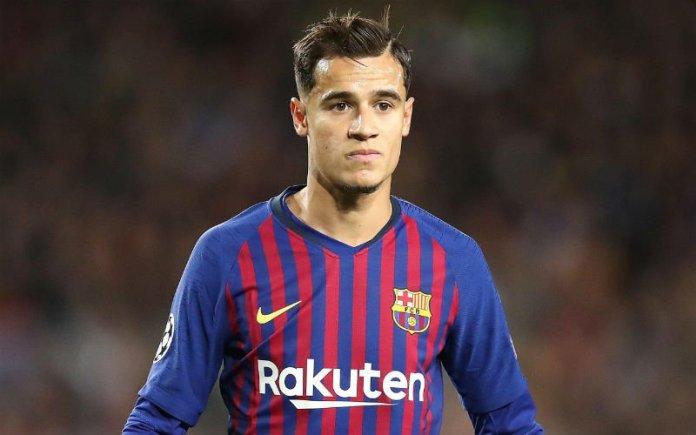 Philippe Coutinho akan Dimainkan sebagai Gelandang Tengah di Barcelona