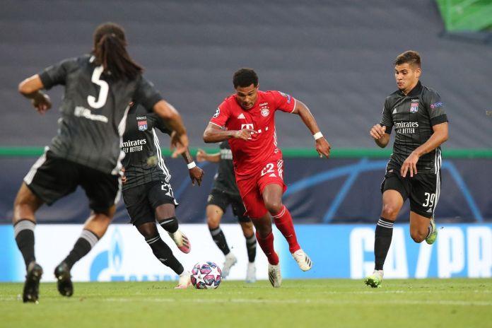 Hasil Pertandingan Lyon vs Bayern Munchen (0-3), Lyon Akhirnya Tunduk dari Jawara Bundesliga