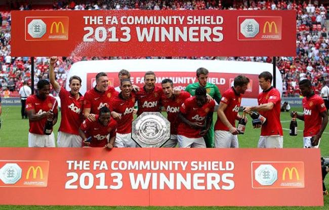 Juara Community Shield dalam 10 Tahun Terakhir