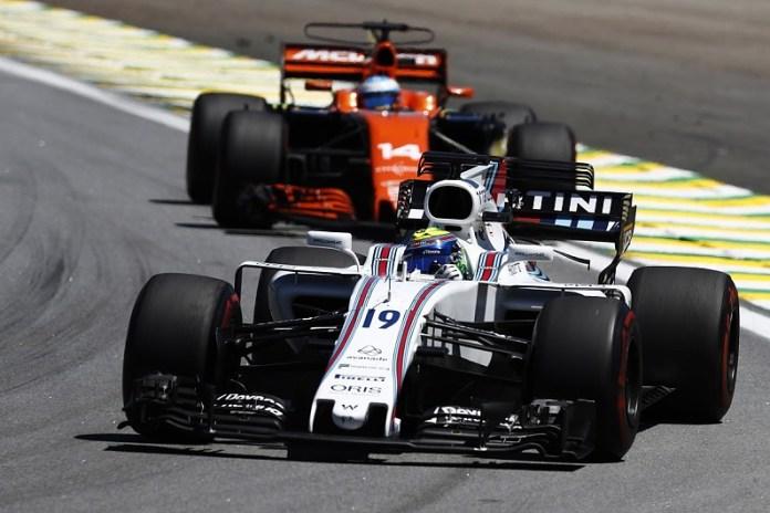 Ferrari, McLaren Dan Williams Perpanjang Kerjasama dengan F1 Hingga 2025