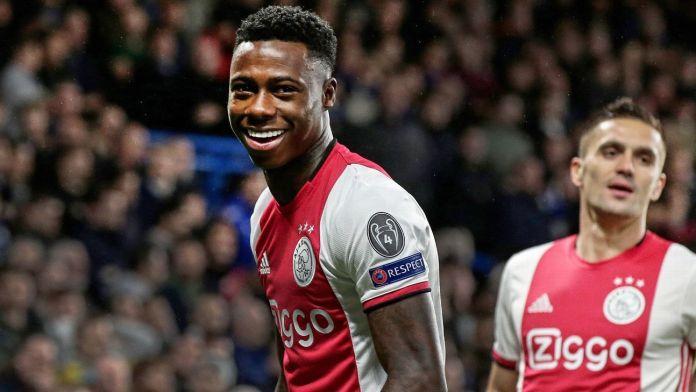 Arsenal Mengincar Quincy Promes untuk Ditebus Sebesar 25 Juta Poundsterling