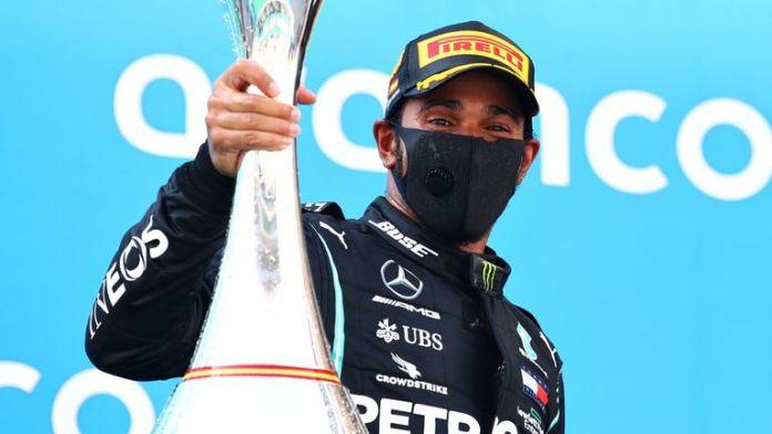 Lewis Hamilton Pecahkan Rekor Michael Schumacher Setelah Memenangkan GP Spanyol