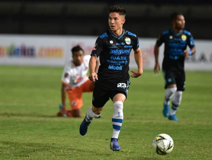 Kim Jeffrey Kurniawan Tidak Sabar Latihan Bersama Skuat Persib Bandung