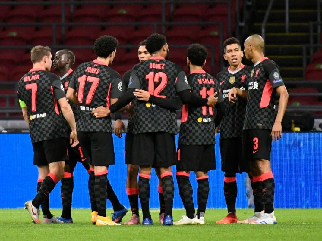 Hasil Ajax vs Liverpool (0-1), Gol Bunuh Diri Tagliafico Bantu Tim Tamu Raih Kemenangan