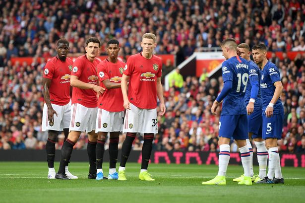 Prediksi Manchester United vs Chelsea, Ambisi Balas Dendam The Red Devils di Old Trafford
