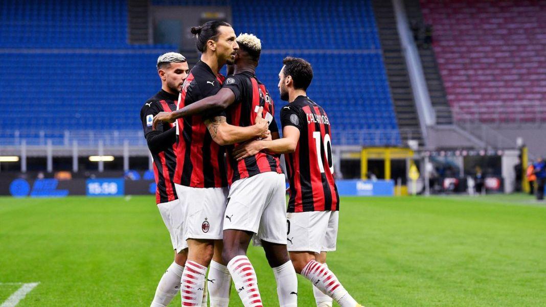 Hasil Inter vs Milan (1-2), Brace Zlatan Ibrahimovic Curi Poin Penuh dari Rival Sekota