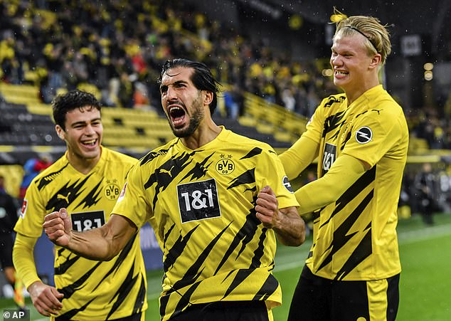 3 Assist Giovanni Reyna dan Brace Erling Haaland Bantu Dortmund Hancurkan Freiburg
