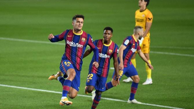 Hasil Barcelona vs Ferencvaros (5-1), Lionel Messi dan Ansu Fati Cetak Rekor