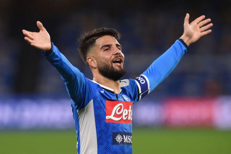 Napoli Optimis Bisa Perpanjang Kontrak Lorenzo Insigne