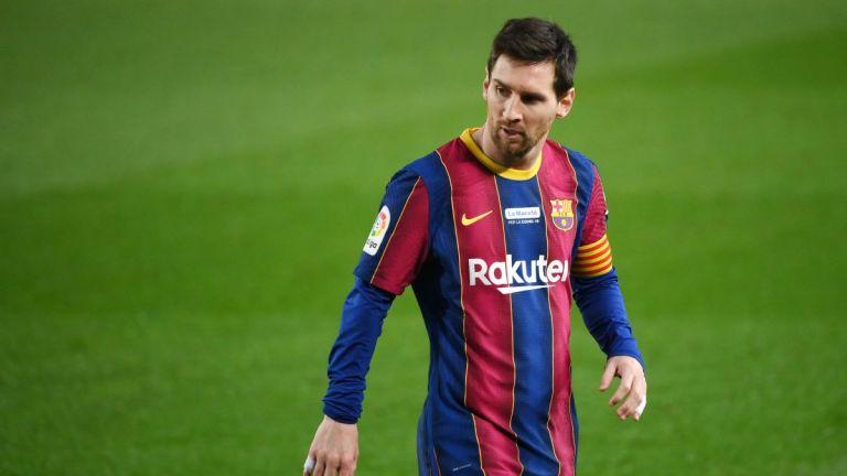 Lionel Messi Siap Terima Potongan Gaji Demi ke Manchester City?