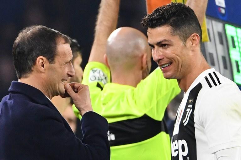 Massimiliano Allegri Puji Mentalitas Cristiano Ronaldo yang Tidak Dimiliki Pemain Lain