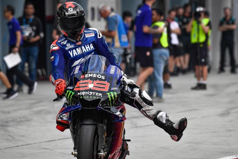 Bos Yamaha: Jorge Lorenzo Seharusnya Menjadi Pembalap Tes Terbaik di MotoGP 2020