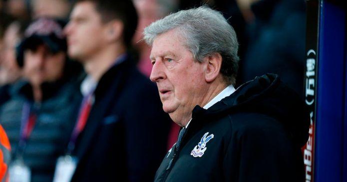 Roy Hodgson Minta Para Pemainnya Disiplin saat Menghadapi Manchester City