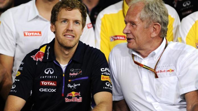 Marko Helmut Anggap Sebastian Vettel Tidak Akan Menjadi Pesaing Berat bagi RedBull