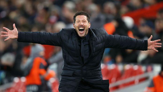 Diego Simeone Tanggapi Positif Mundurnya Atletico Madrid dari European Super League