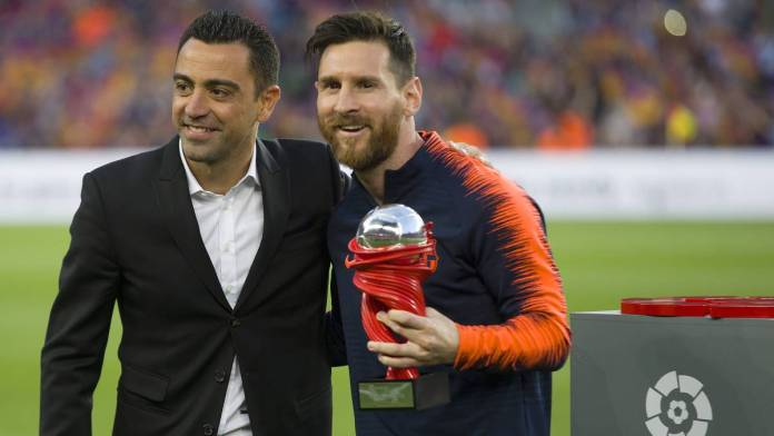 Lionel Messi Sedikit Lagi Samai Rekor Penampilan Xavi, Barcelona Bantai Alaves 5-1