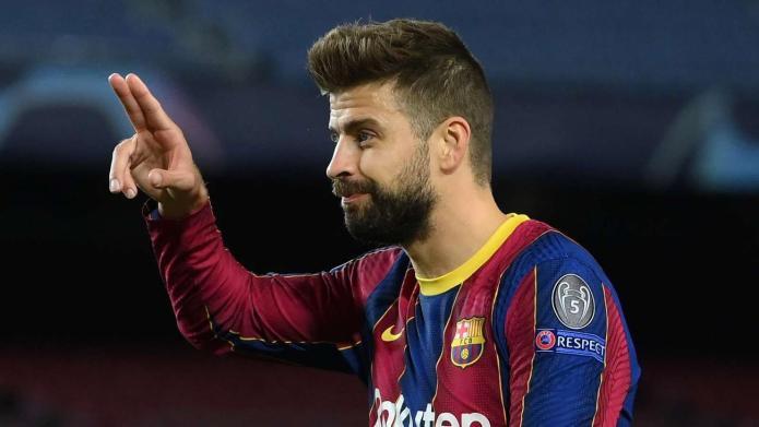 Gerard Pique Masih Optimis Barcelona Bisa Menjuarai La Liga 2020/21