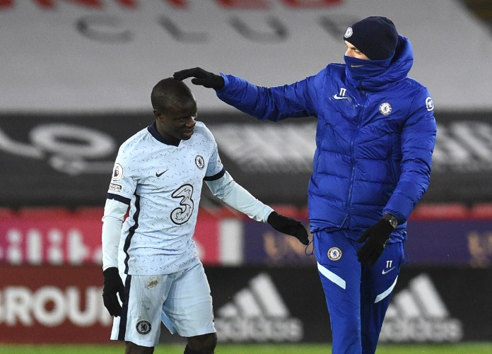 Chelsea 2-0 Real Madrid: Performa Man of The Match N'Golo Kante