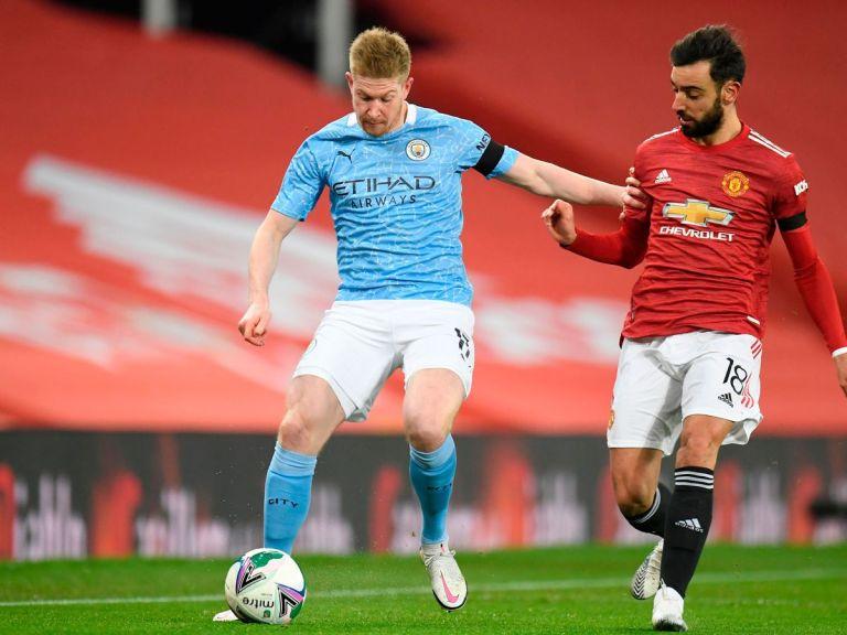Manchester City Takluk 0-2 dari Manchester United, Kevin De Bruyne: Ambil Positifnya Saja