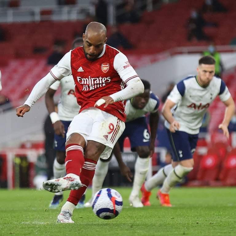 Erik Lamela Cetak Gol Ciamik, Tottenham Tetap Takluk 2-1 dari Arsenal
