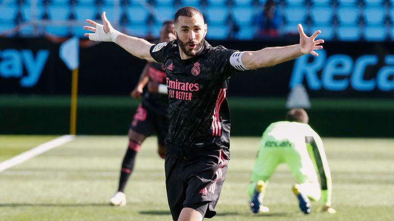 Karim Benzema Tampil Luar Biasa, Real Madrid Menang 1-3 Atas Celta Vigo