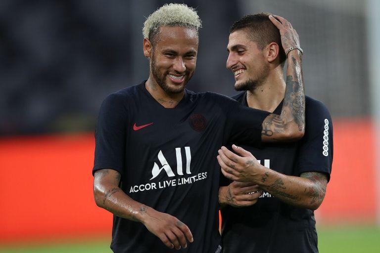 Marco Veratti Anggap Neymar Sebagai Pemain Paling Penting PSG