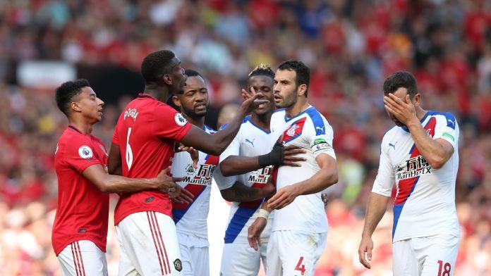 Prediksi Crystal Palace vs Manchester United, Wilfried Zaha Masih Alami Cedera