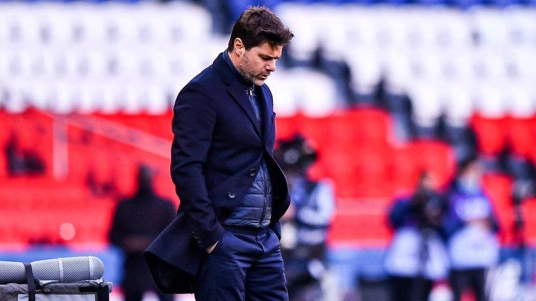 Mauricio Pochettino Pesimis Bisa Bawa PSG Juara Ligue 1 Musim Ini