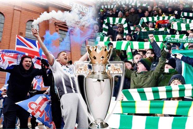 British Super League Diam-Diam Direncanakan Dengan Celtic dan Rangers Bergabung Dengan Liga Premier