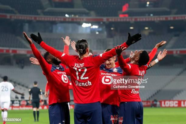 Prediksi Bola Lens vs Lille, Misi Bertahan di Pucuk