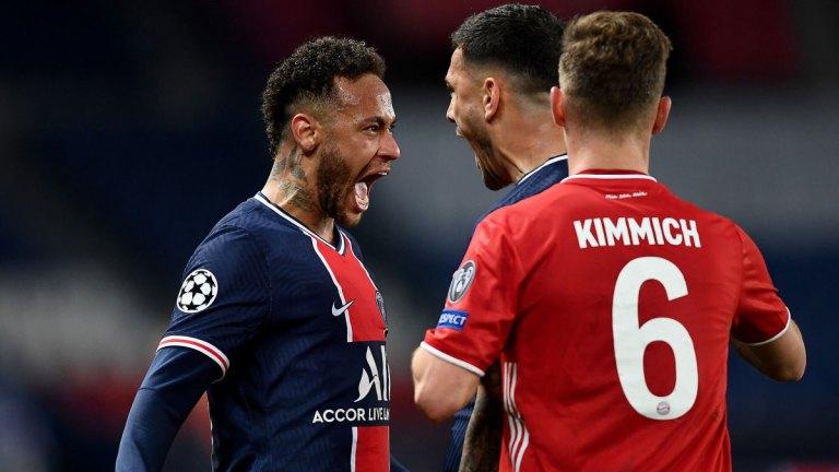 Neymar Memuji Skuat PSG setelah Lolos ke Semifinal Champions League 2020/21