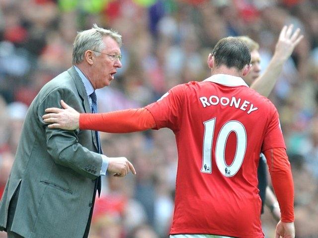 Sir Alex Ferguson Klaim hanya Melatih Empat Pemain Bintang 'Kelas Dunia' di Man Utd , Wayne Rooney Terabaikan