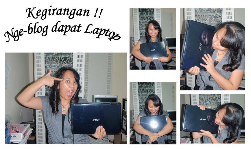 Laptop dari Alnect !!