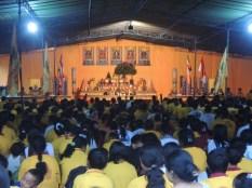 Perayaan Waisak di Borobudur 1