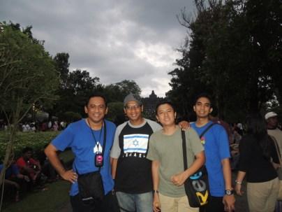 Perayaan Waisak di Borobudur 10