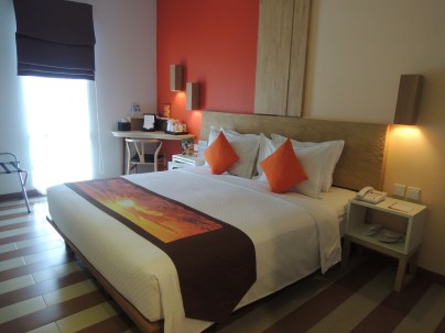 Deluxe Room The One Legian