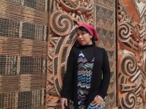 Traditional Maori House 9