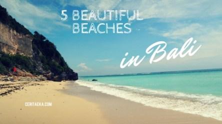Secret Beaches in Bali