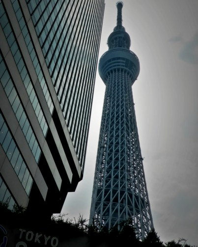 SkyTree, Solamachi, Tokyo