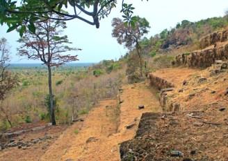 Like a Pyramid - Wat Phou Mountain Temple