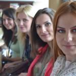 III Forum o zapošljavanju mladih cerk tim djevojke