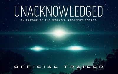 Documentaire Unacknowledged – Sur Netflix