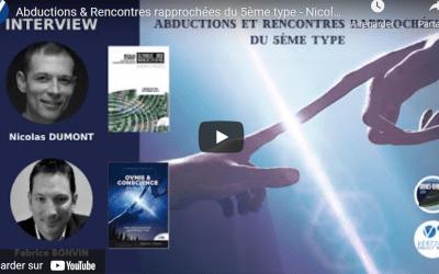 Abductions & Rencontres rapprochées du 5ème type – Nicolas Dumont & Fabrice Bonvin / 22 juin 2021