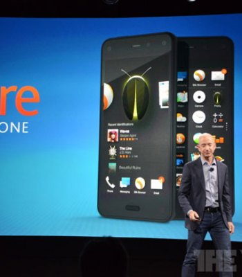 Fire Phone Smartphone por Amazon