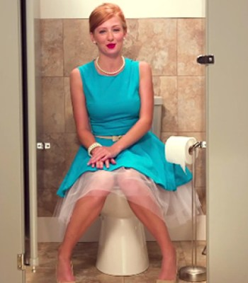 "#VIDEO: Graciosa Campaña ""Girls Don't Poop"" de Poo-Pourri"