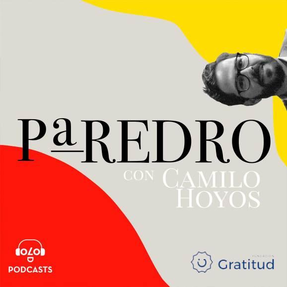 Paredro podcast literario